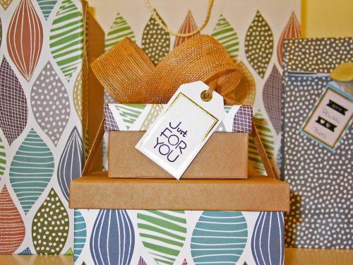 scatole idee regalo