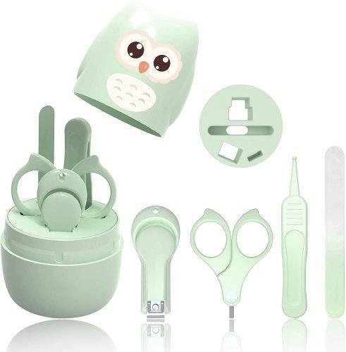 manicure neonato